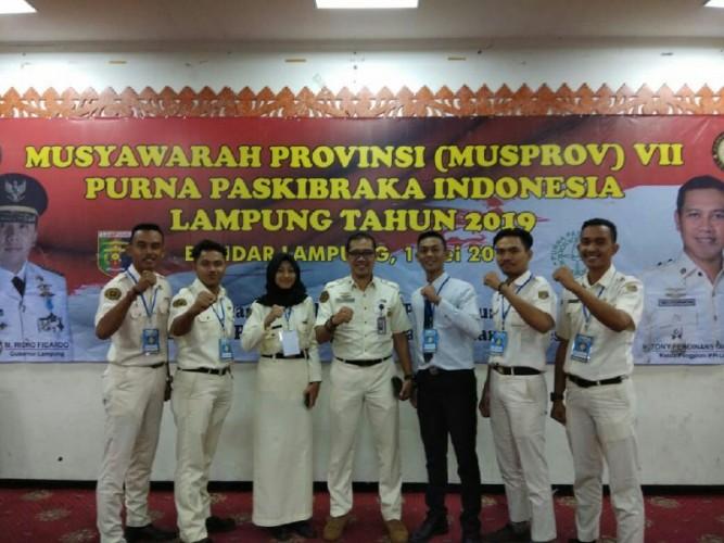 PPI Tubaba Bangga Atas Terpilihnya KembaliToni Ferdinansyah Pimpin PPI Lampung