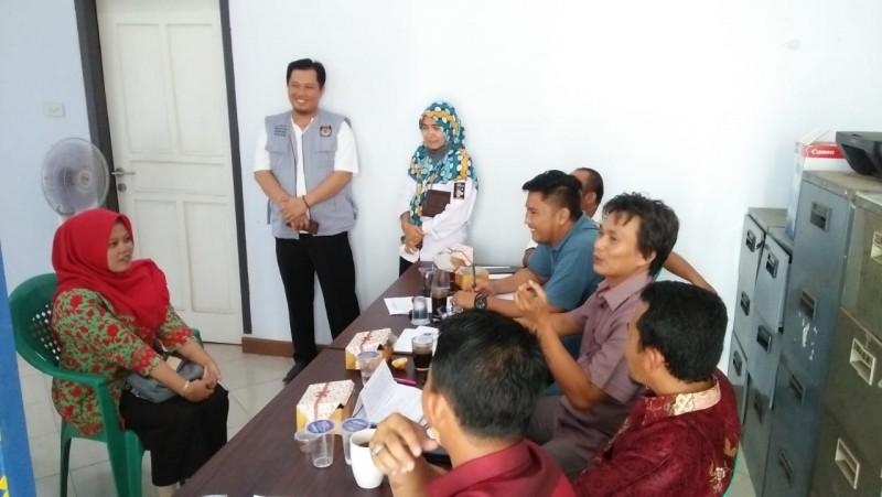 PPK di Pesisir Barat Diminta Jaring Anggota PPS Mumpuni