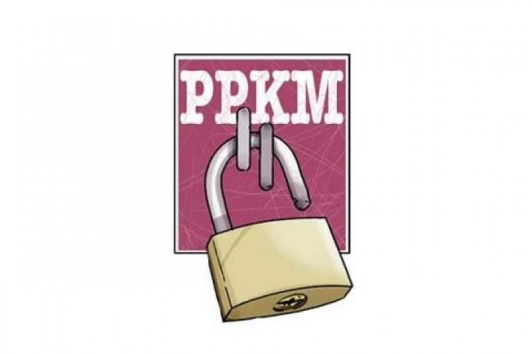 PPKM di 10 Kabupaten Terancam Naik Level 4