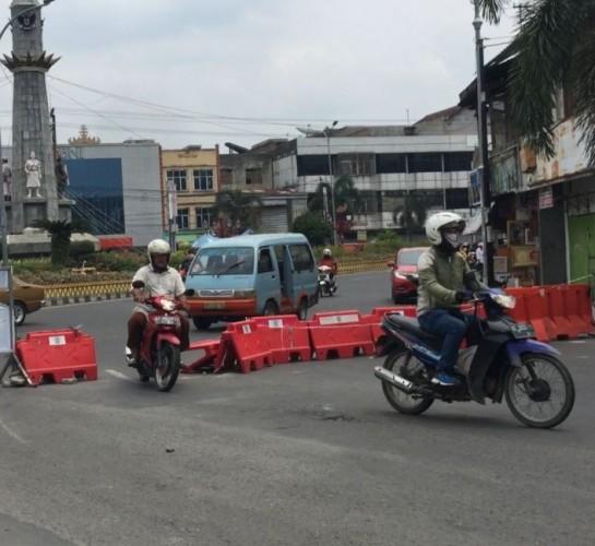 PPKM di Kabupaten/Kota Turun Level, kecuali Bandar Lampung
