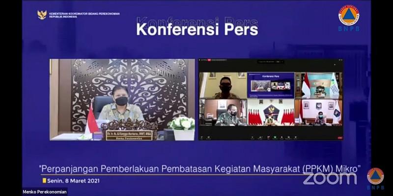 PPKM Mikro Diperluas ke Tiga Provinsi Luar Jawa-Bali