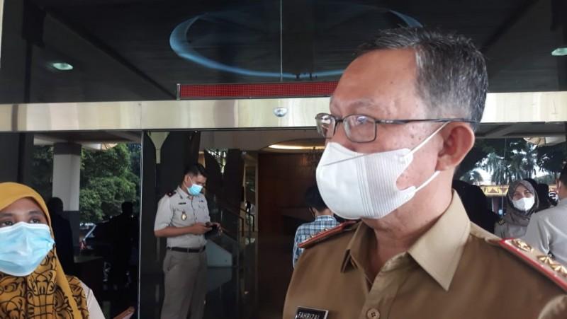PPKM Mikro Lampung Dampak Kerumunan Massa Jelang Ramadan