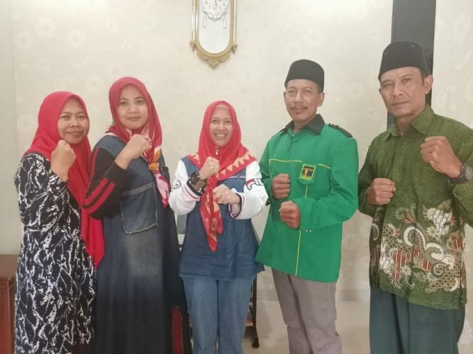 PPP Metro Dukung Anna-Fritz Maju Pilkada 2020