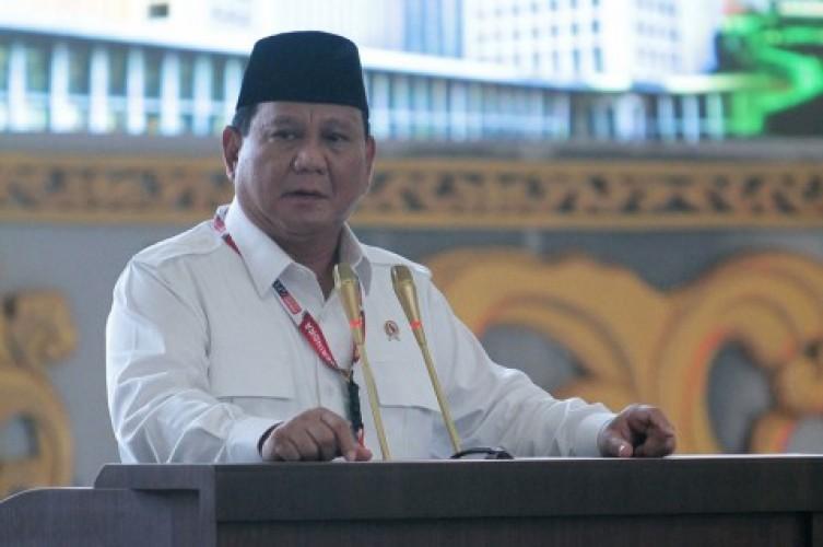 Prabowo Kembali Pimpin Gerindra