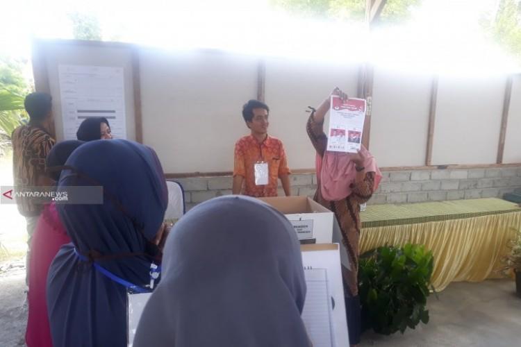 Prabowo-Sandi Raih 1.488 Suara di Daerah Terdampak Gempa
