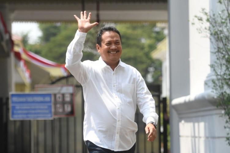 Prabowo Senang Dapat Pendamping