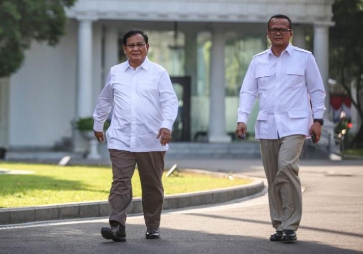 Prabowo Siap Jadi Menhan Jokowi