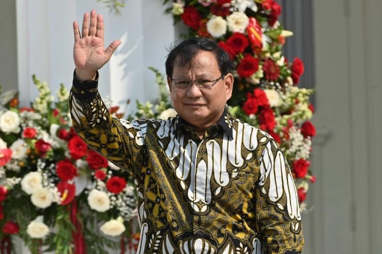 Prabowo Tunggu Keterangan KPK Soal Penangkapan Kadernya