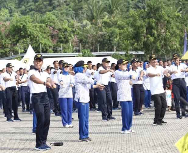 Prajurit TNI AL Diminta Berikan yang Terbaik bagi Negara