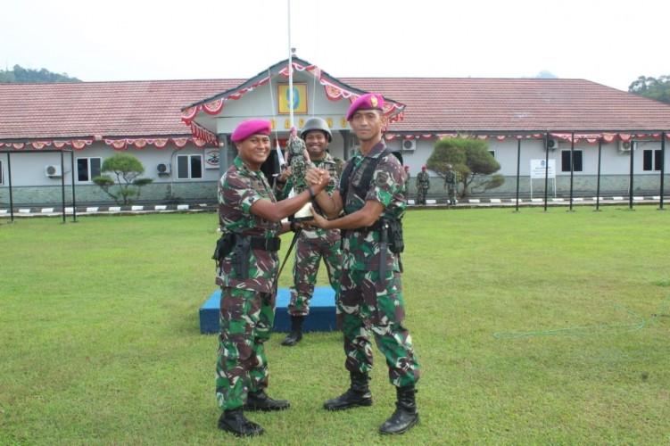 Prajurit Yonif 9 Marinir Juara 1 Tamtama Teladan TNI AL