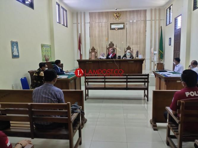 Praperadilan, Pengacara Minta Status Tersangka Korupsi Jalan Sutami Dibatalkan