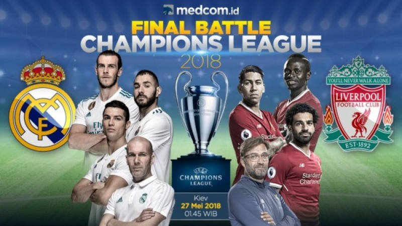 Prediksi Real Madrid vs Liverpool