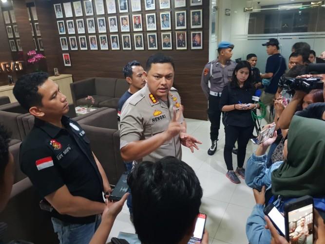 Preman Kelas Kakap Hercules Kembali ditangkap Polres Jakarta Barat