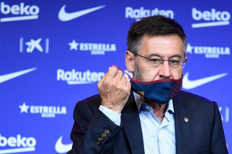 Presiden Barcelona Rela Mundur Demi Cegah Messi Hengkang