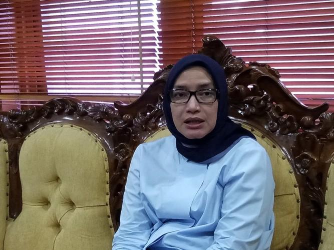 Presiden Batalkan Pencopotan Evi Novida Ginting