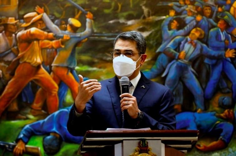 Presiden Honduras Diduga Bantu Selundupkan Kokain ke AS