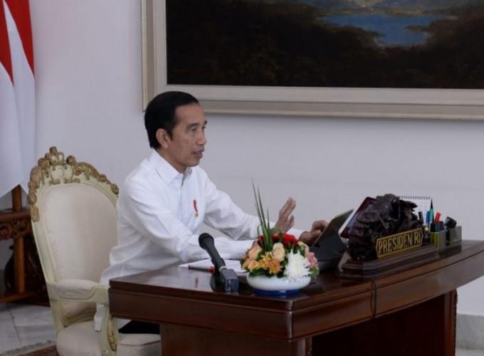 Presiden Ingatkan Waspadai Dampak Kemarau