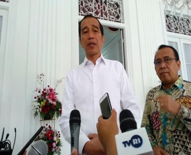 Presiden Instruksikan Jajaran Menteri Tak Melayat ke Solo
