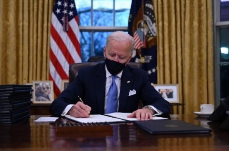 Presiden Joe Biden Cabut Larangan Muslim Masuk Amerika