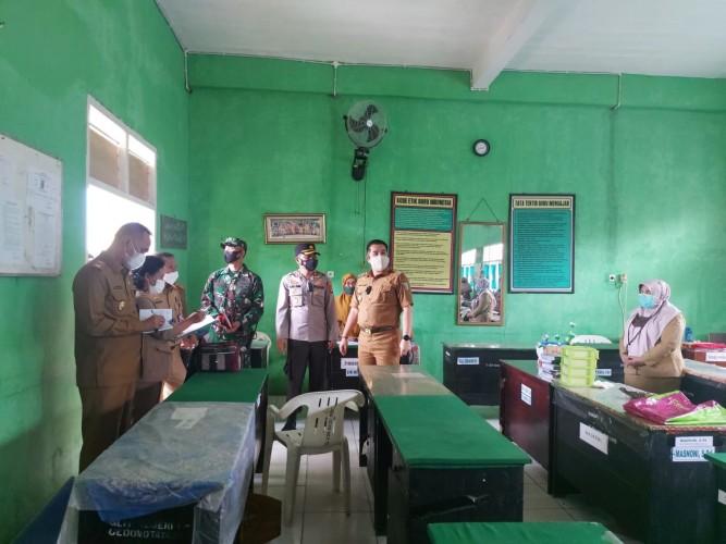 Presiden Jokowi akan Tinjau Langsung Vaksinasi Pelajar di SMPN 1 Pesawaran