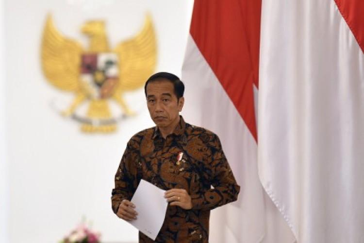 Presiden Jokowi Atensi Peningkatan Kasus Covid-19 di Dua WIlayah