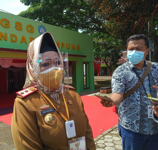 Presiden Jokowi Janjikan Tambahan Vaksin untuk Lampung