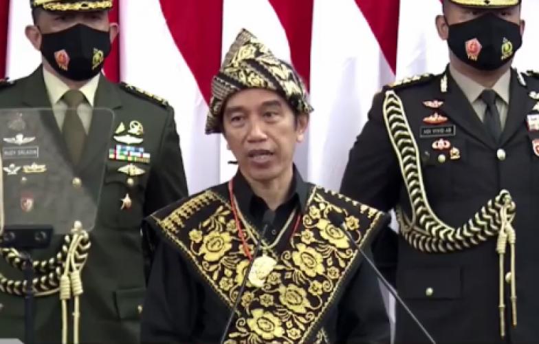 Presiden Jokowi: Orientasi Kerja Harus Berubah karena Pandemi