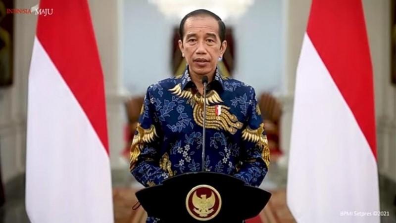 Presiden Jokowi Resmikan Peluncuran OSS Berbasis Risiko