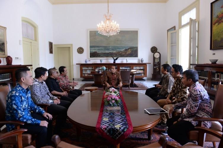 Presiden: Kabinet Butuh Anak Muda