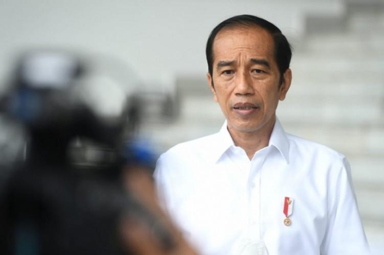 Presiden Larang Menteri Mudik dan Open House