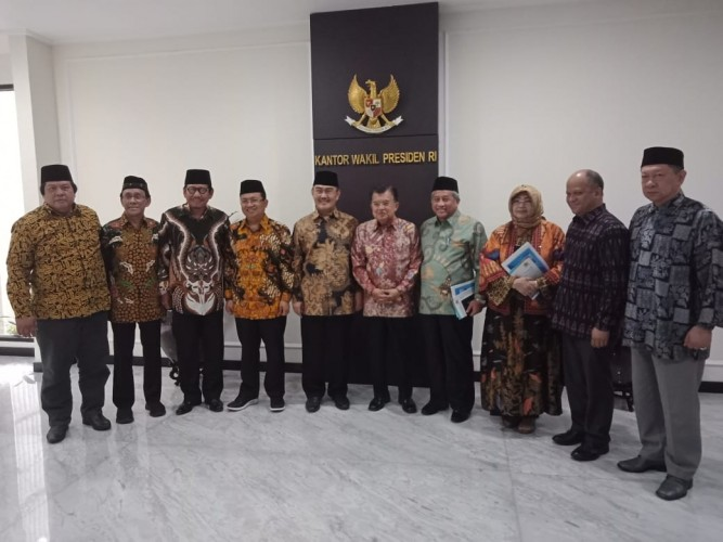 Presiden Majukan Jadwal Silaknas ICMI di Lampung Padai 6 Desember