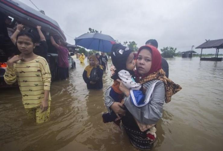 Presiden Perintahkan BNPB hingga Polri Gerak Cepat Bantu Banjir Kalsel