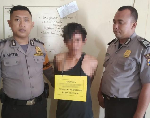 Pria Asal Tulangbawang Tengah ini Ditangkap Usai Perkosa Pemandu Lagu