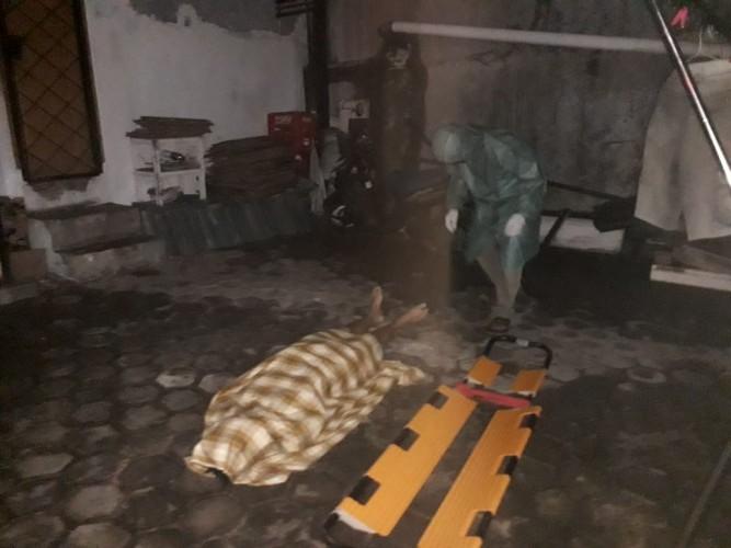 Pria Penjual Gas Elpiji Ditemukan Tewas Tergeletak di Warung