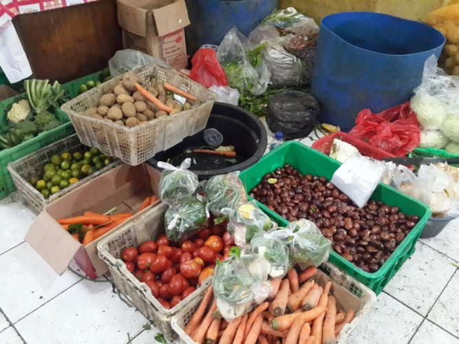 Produk Pertanian Terpenuhi untuk Lebaran