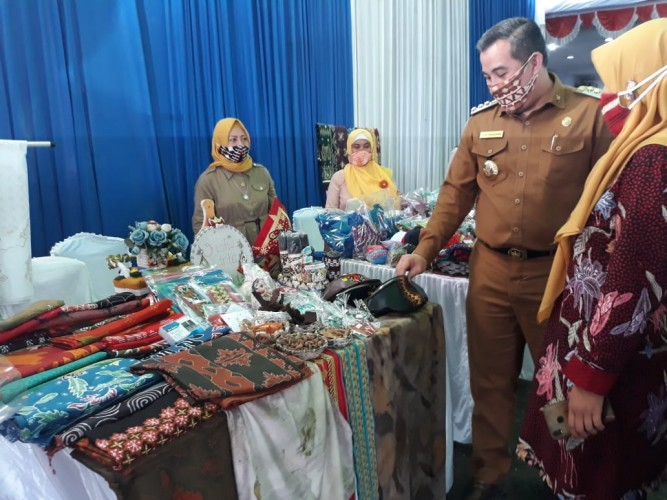 Produk UMKM Lampung Tak Kalah dengan Daerah Lain