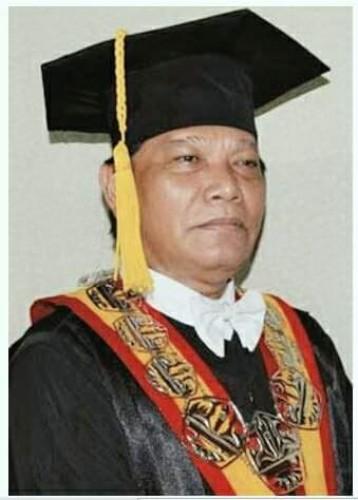 Prof Sunarto Kriminolog Unila Berpulang