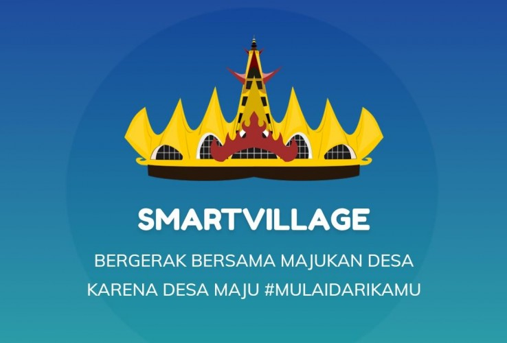 Program <i>Smart Village</i> Siap Diluncurkan