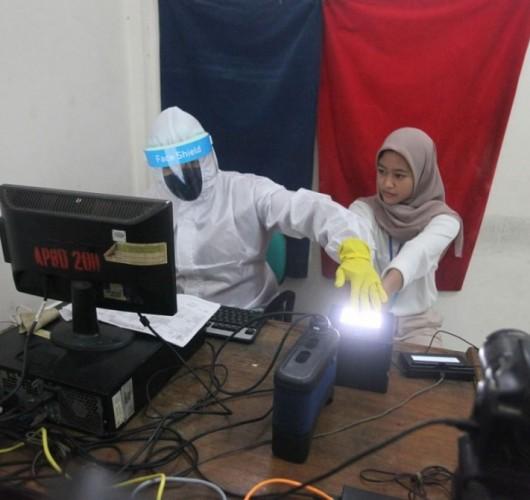 Program Jemput Bola Perekaman KTP di Bandar Lampung Kembali Digulirkan