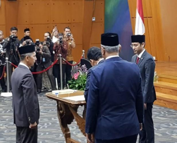 Program Pertama Rektor Konsolidasi guna Perkuat Unila