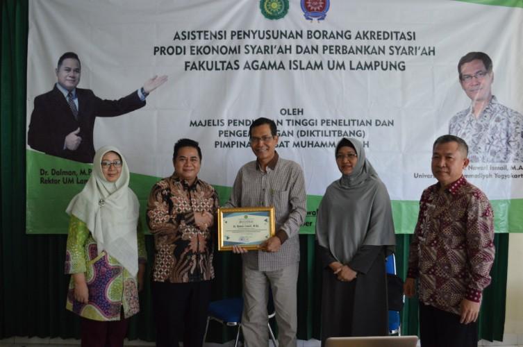 Program Studi UM Lampung Siap Berakreditasi A