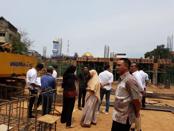 Progres Pembangunan Fisik Pasar SMEP Capai 22 Persen