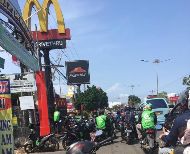 Promo BTS Meals McDonald's Timbulkan Kemacetan dan Kerumunan