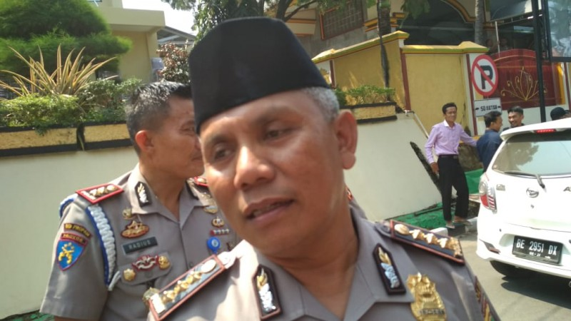 Propam Periksa Personel Polsek Tanjungbintang