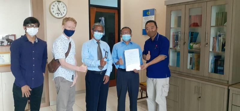 Protokol Kesehatan Ketat di KPPN Kotabumi hingga Penyediaan Minuman