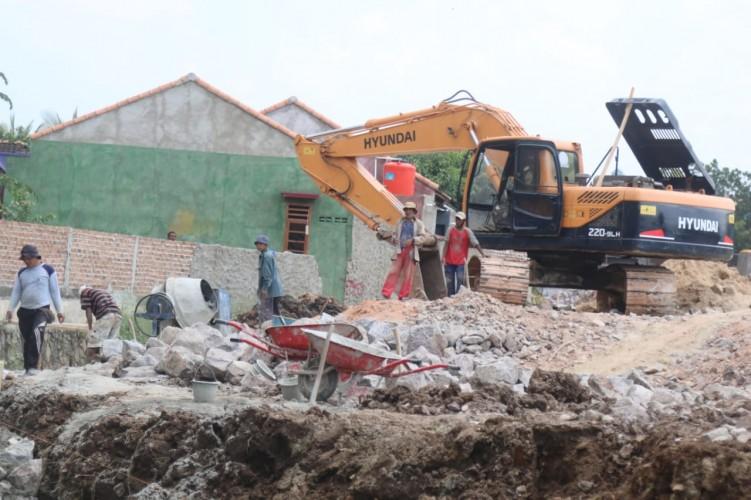 Proyek Plaza Living Dipagari, Kelanjutan Konstruksi Tak Jelas