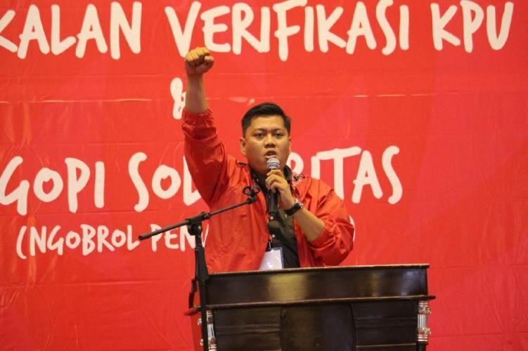 PSI Lampung Optimis Lolos Parlementary Treshold