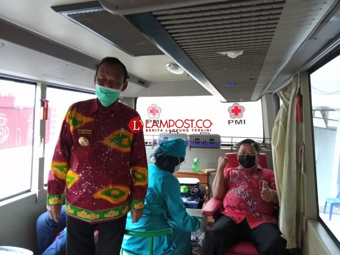 PSMTI Kota Metro Gelar Donor Darah Jelang Perayaan Imlek