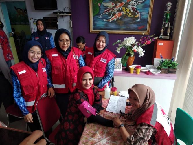 PSMTI Pesawaran Gelar Bakti Sosial dan Pengobatan Gratis
