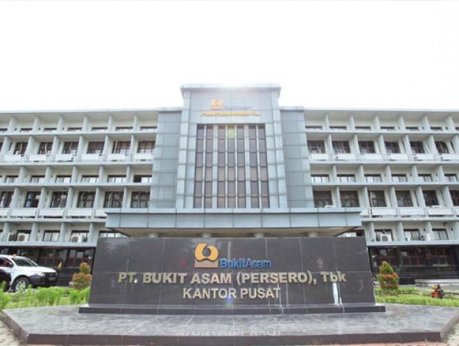 PT Bukit Asam Produksi 19,4 Juta Ton Batu Bara